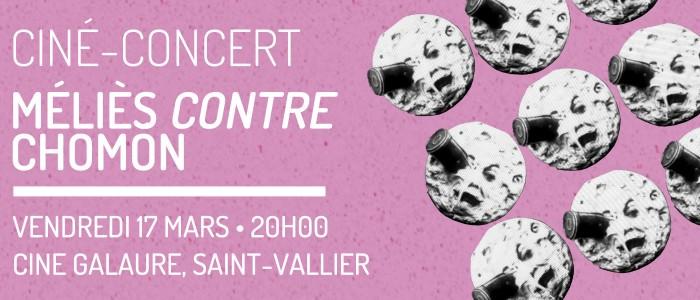 Image Ciné-concert Ciné Galaure