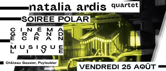 Ciné-concert à Puyloubier